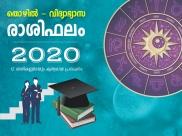2020 തൊഴിൽ- വിദ്യാഭ്യാസത്തില് ശോഭിക്കും രാശിക്കാർ
