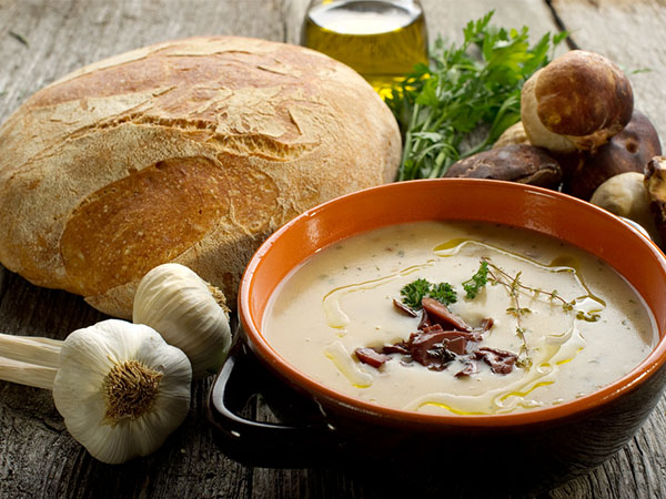 Oats Soup Recipe