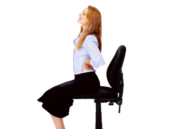 Get rid of back pain with these tips
