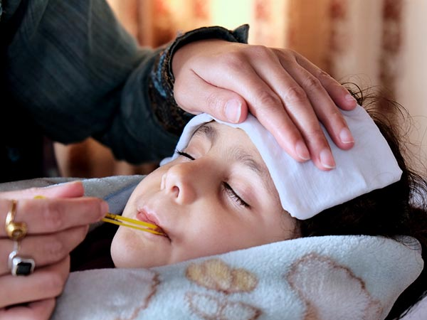 Best, Natural Tips To Cure Your Child's Flu