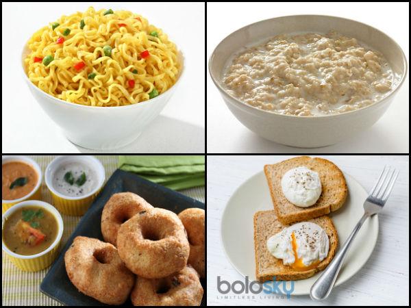 Unhealthy Indian Breakfasts You - 68.2KB