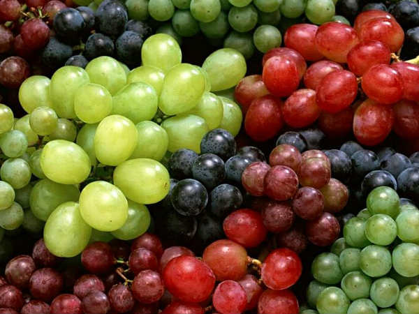 What Happens To Your Brain When You Eat Grapes Everyday