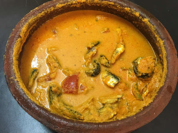 Fish Coconut Milk Curry