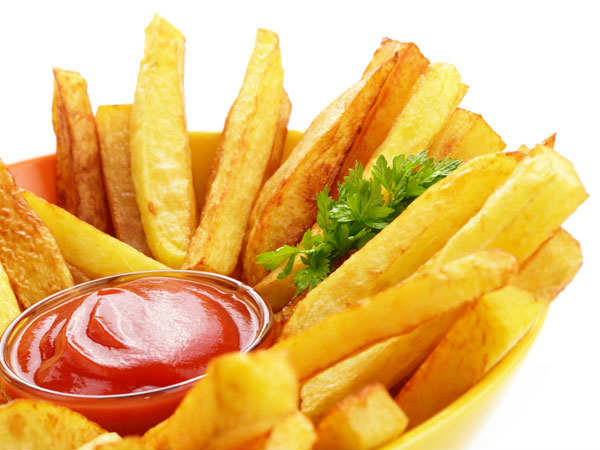 This Is Why French Fries Can Actually Be Deadly Dangerous