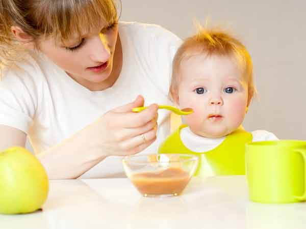 foods you should not feed baby