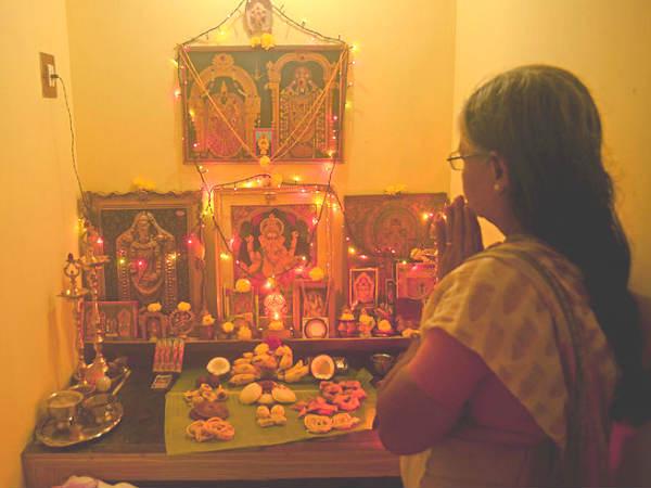 പൂജാമുറിയില് വാസ്തുദോഷം വേണ്ട