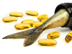Use Fish Oil To Burn Belly Fat