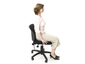 Weightloss Tips While Sitting On Chair