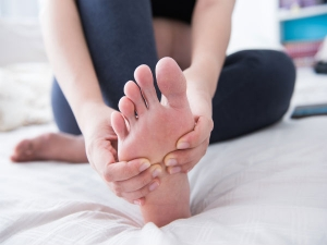 Massage This Part Under Feet See What Happens