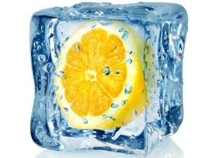 Health Benefits Frozen Lemon