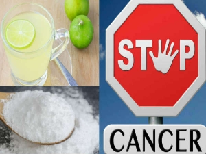 Combination Lemon Baking Soda Kills Cancer