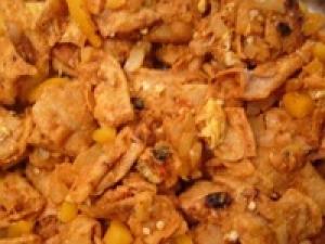 Egg Kothu Parota Recipe