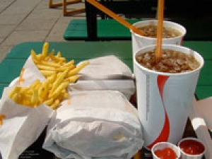Dining Out Ups Diabetes Risk