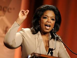 Oprah Winfrey Show Says Goodbye Aid