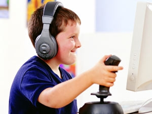 Too Much Gaming Makes Kids Obese 1 Aid
