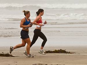 Women Exercise A Lot Hit Menopause Earlier Aid