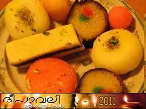 Diwali Sweets From Different Parts Of Kerala Aid