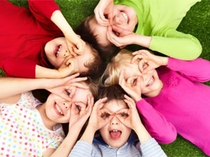 Help Kids Make Friends Aid