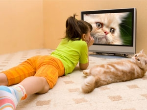 Control Child Watching Television Aid