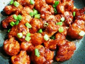 Chinese Cauliflower Manchurian Recipe Aid