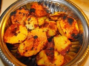 Chettinadu Potato Masala Recipe Aid