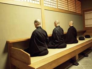 Zen Presence In The Present
