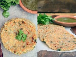 Sabudana Talipeeth Navaratri Recipe