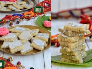 Kaju Barfi Recipe Diwali