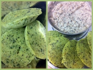 Methi Idli Recipe