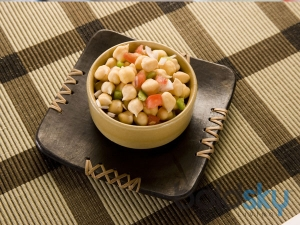 Channa Salad Recipe