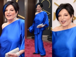 Oscar 2014 Nip Slip Show