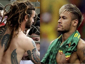 Fifa 2014 Players Weird Hairstyles