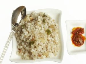 Sabudana Upma Recipe