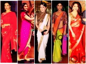 Different Saree Designs Navratri 007886 Pg