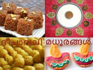 Sweet Recipes Diwali