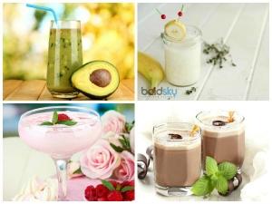 Healthy Tasty Milk Shake Recipes