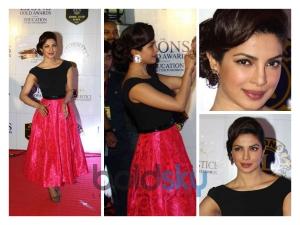 Priyanka Chopra Lions Gold Award