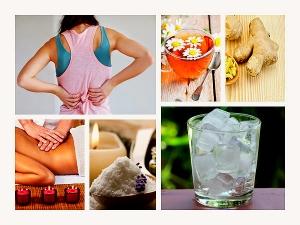 Natural Remedies Back Pain