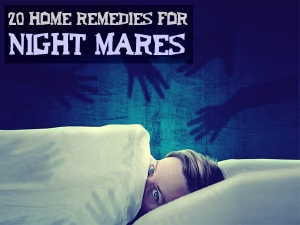 Home Remedies For Night Mares