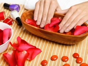 Manicure At Home For Soft Hands
