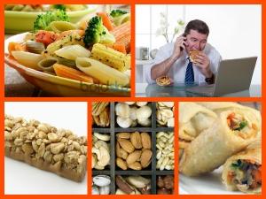 Best Ten Healthy Office Snacks