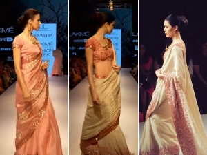 Lfw 2015 Soumitra S Bridal Collections