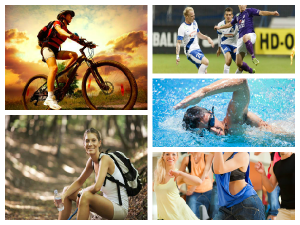 Ten Summer Sports To Get You In Shape