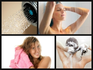 Some Shower Tricks To Keep Your Hair Healthy