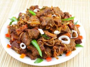 Nadan Mutton Roast