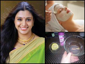 Natural Skin Bleach Make At Home