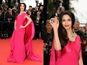 Day Two At The Cannes Mallika Sherawat Photoshoot