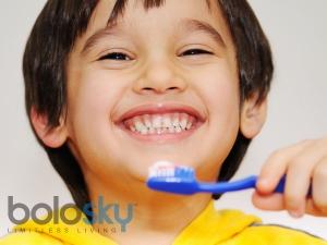 Keeping Your Baby Teeth Healthy