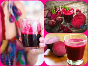 Some Benefits And Usese Of Beetroot Juice
