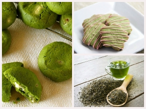 How To Make Green Tea Biscuits